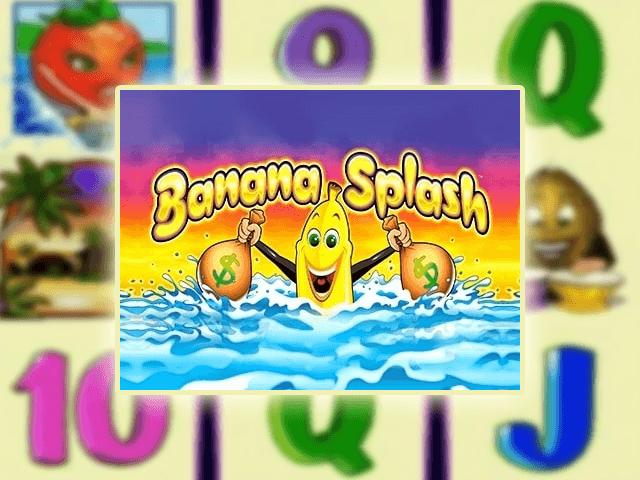 игровые автоматы Banana Splash играть