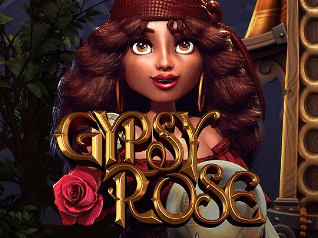 Автомат на деньги Цыганская Роза онлайн