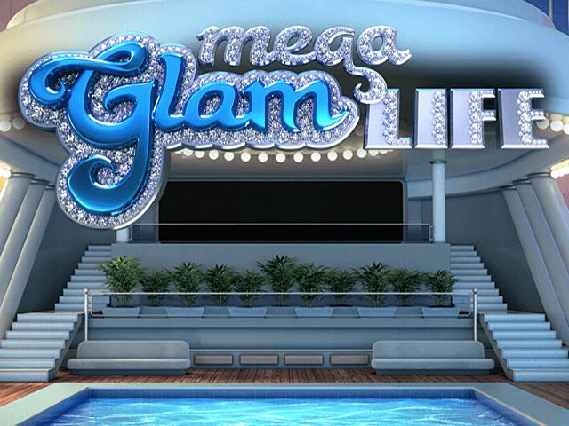 Автомат Мега-Гламурная Жизнь онлайн на деньги