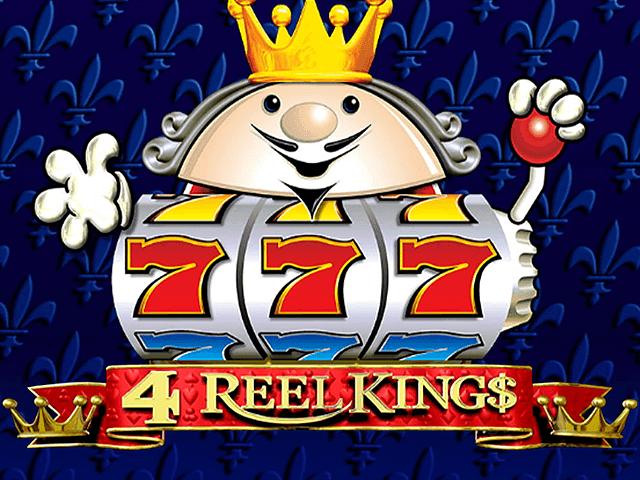 Автомат на деньги 4 Короля Барабанов онлайн