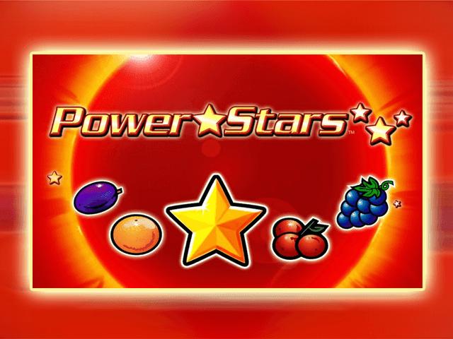 Автомат Мощные Звезды в клубе Вулкан