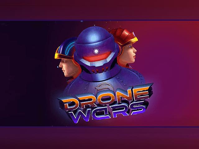 Игровой онлайн-аппарат Войны Дронов
