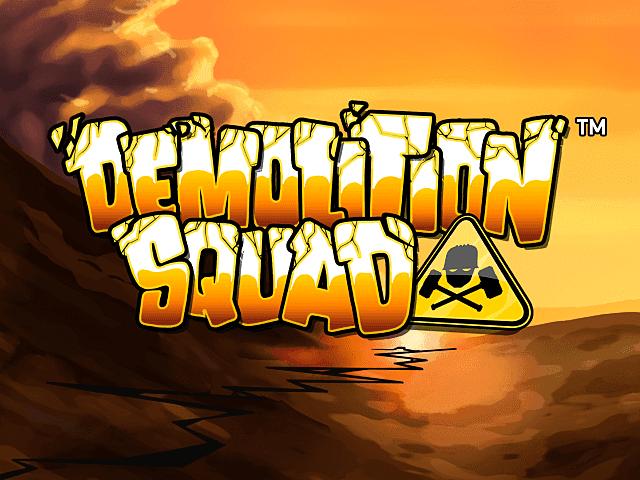 Игровой онлайн автомат Demolition Squad