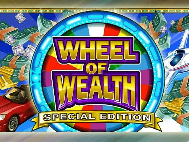 Автомат на деньги Wheel Of Wealth Special Edition