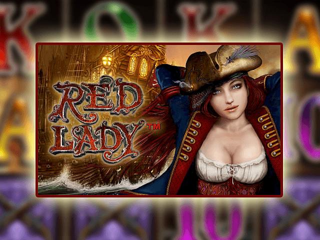Игровые онлайн-слоты Красная Леди