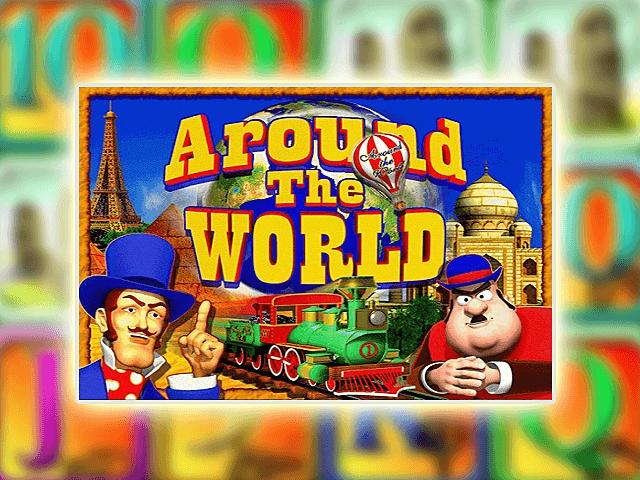 Around The World: на деньги в Вулкане азартно и выгодно