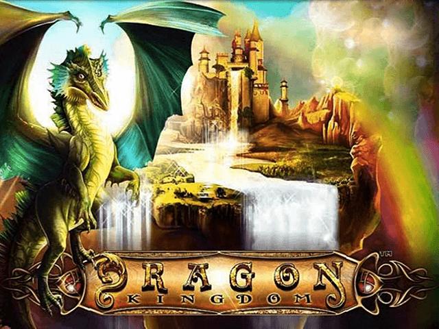 На реальные деньги в Dragon Kingdom играют в Вулкане