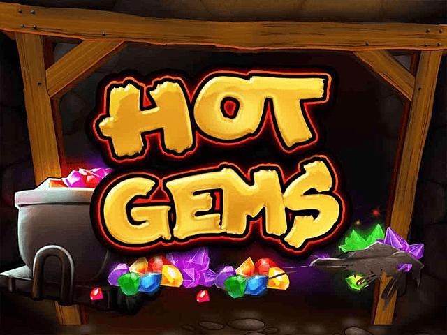 Онлайн азартная игра Hot Gems на фишки