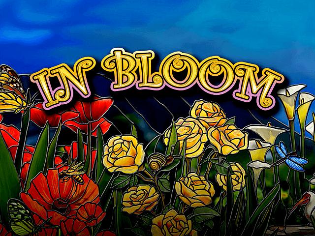In Bloom на реальные деньги в клубе Vulkan онлайн