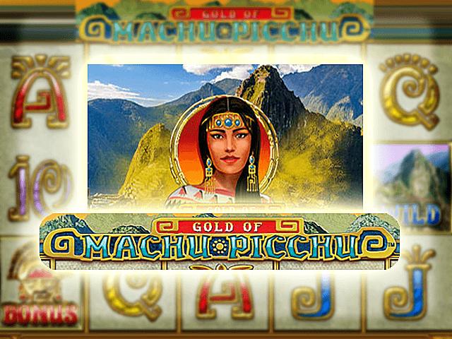 На деньги в Machupicchu онлайн играют в Вулкане с бонусами