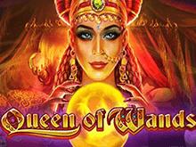 Основная игра Queen of Wands на игровом портале