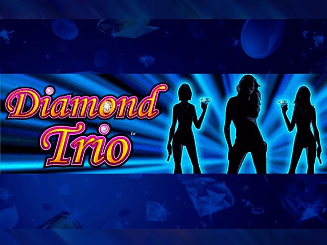 Победы и профит в Diamond Trio в Вулкан 24