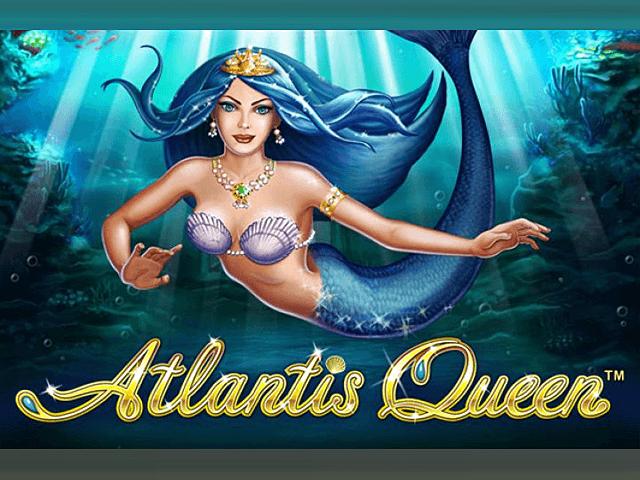 Atlantis Queen с бонусной игрой на сайте Вулкан