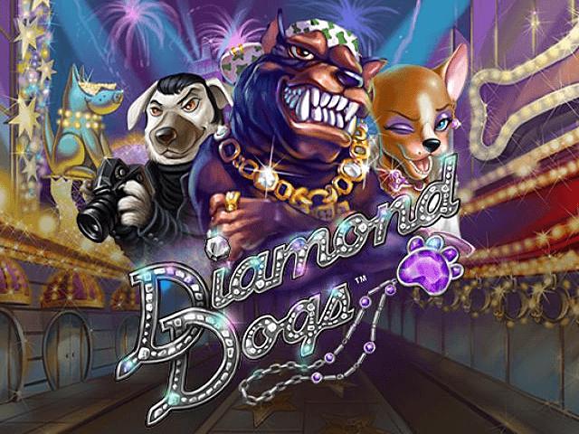 Выигрывайте в азартном слоте Вулкан Делюкс Diamond Dogs