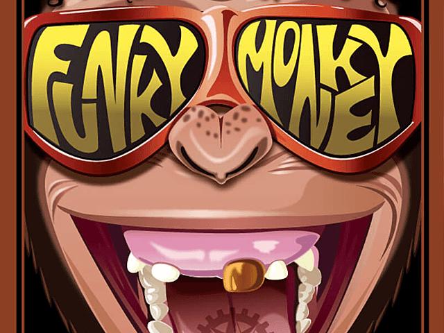 Играйте с бонусами в Funky Monkey