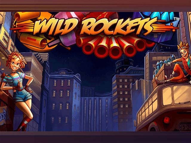 Выиграть крупные суммы в Wild Rockets смогут игроки сайта