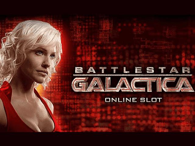 Гаминатор Battlestar Galactica на сайте развлечет призовыми спинами