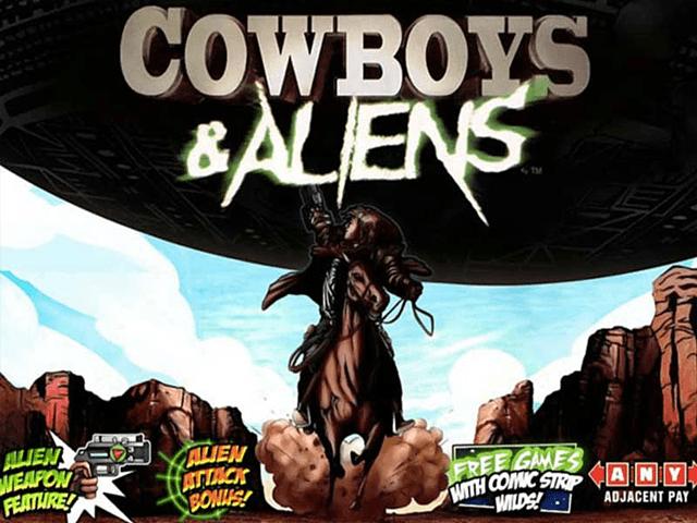 Промокоды и бонусы для победы в Cowboys & Aliens