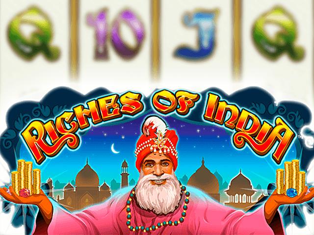 Платный слот Riches Of India запускают в казино Вулкан