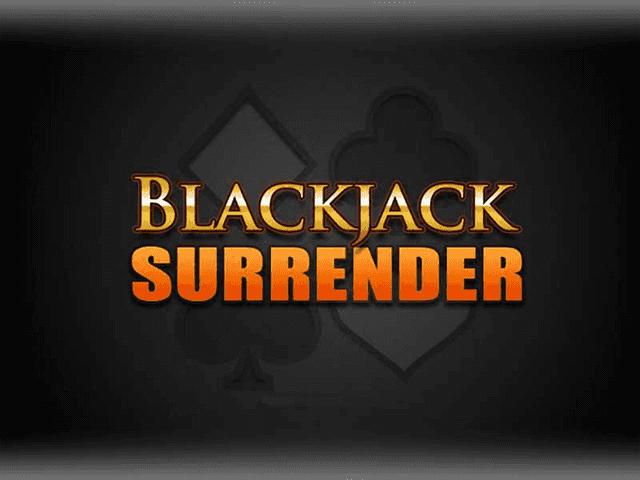 Игровой автомат Blackjack Surrender
